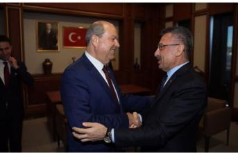 Tatar, Oktay ile KKTC'ye dönecek