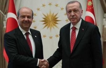 Tatar-Erdoğan görüşmesi sona erdi