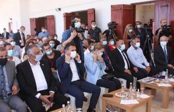 Türkiye Cumhurbaşkanı Yardımcısı Oktay Yenierenköy'ü Ziyaret Etti