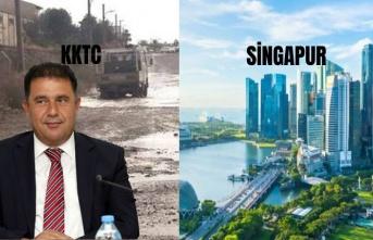 Başbakan Saner, neden Singapur olmayalım dedi. Neden?