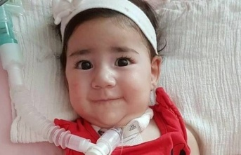 10 aylık Asya bebek için bir umut ışığı daha