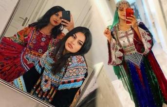 Afgan kadınlar siyah çarşafı reddetti