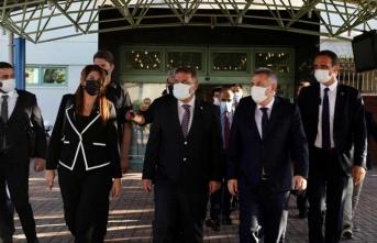 Başbakan Saner Adana'da