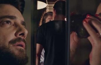 Camdaki Kız'ın gündem olan dürbün sahnesi! Feride, gerdeğe giren Sedat ve Nalan'ı karşı binadan izledi