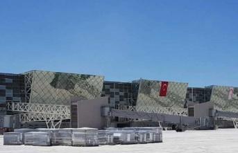Ercan'daki yeni terminalin 15 Kasım'da açılması hedefleniyor
