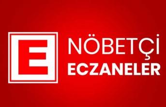 Nöbetçi Eczaneler (29 Eylül 2021)