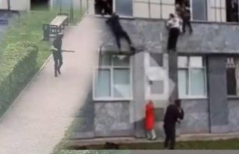 Rusya'da kan donduran olay. Üniversiteye silahlı saldırı gerçekleştirildi