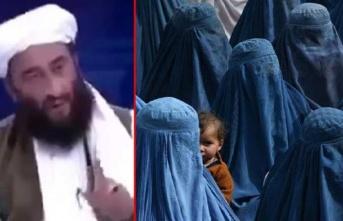 Taliban sözcüsü: Kadınların hükümette işi yok, işleri doğurmak
