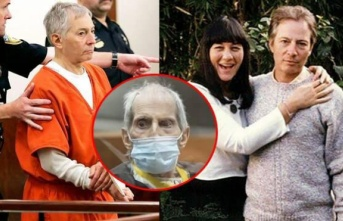 ABD'li emlak milyoneri Robert Durst'ta ömür boyu hapis cezası