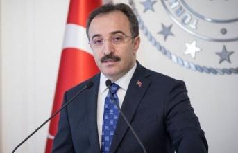 İsmail Çataklı: Mustafa Akıncı'nın yasaklı oldu haberleri doğru değil