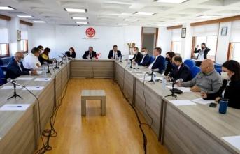 Meclis Danışma Kurulu toplantısı başladı