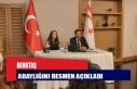 Serdar Denktaş Cumhurbaşkanı adaylığını açıkladı