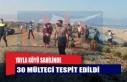 Yayla köyü sahilinde 30 mülteci tespit edildi
