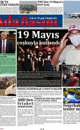 Ada Basını - 20.05.2020 Manşeti