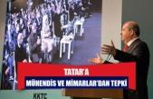 """Mühendis ve Mimarlar'dan Ersin Tatar'a tepki: """"Sorun, kendi insanına güvenmeyen idarecilerde"""""""