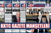 KKTC Gazete Manşetleri /23 Kasım 2020