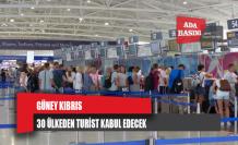 Güney Kıbrıs 30 ülkeden turist kabul edecek