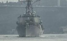 ABD savaş gemisi, 'Sea Breeze 2020' tatbikatına katılmak için Karadeniz'e girdi