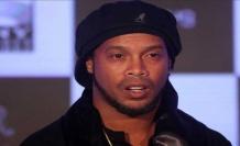 Cezasını tamamlayan Ronaldinho özgürlüğüne kavuştu
