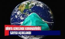 COVID-19 tespit edilen kişi sayısı 63 milyon 589 bini aştı