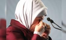 Emine Erdoğan neden ağladı? İşte nedeni