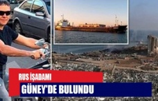 Rus işadamı Güney'de tutuklandı
