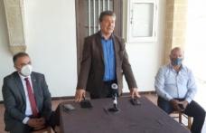 Üstel,Çatalköy'de vatandaşı bilgilendirdi