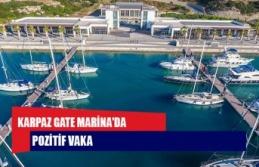 Karpaz Gate Marina'da pozitif vaka