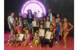 Alkışlar Çocuk Fitnes Milli Takımımıza
