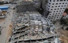 Gazze'de yeniden imar temmuz ayında başlayacak