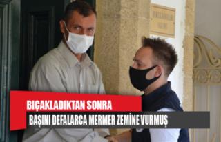 83 yaşındaki Veysi Muslu Akdeniz'i öldürdü