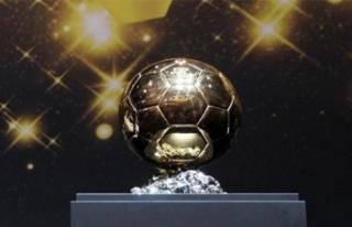 'Altın Top' ödülü Covid-19 nedeniyle...