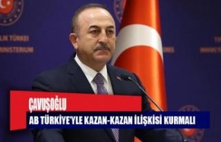 """Çavuşoğlu: """"Diyalog çağrımıza yanıt, 'KKTC..."""