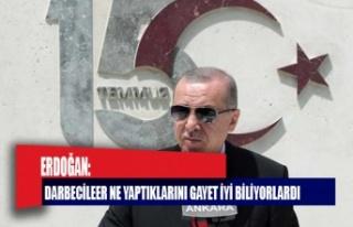 Erdoğan: Malazgirt'te ne olmuşsa 15 Temmuz'da...