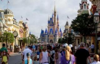 Florida'daki Walt Disney World dört ayın ardından...