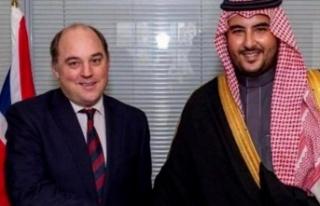 İngiltere'den Suudi Arabistan'a yaptırımlar...