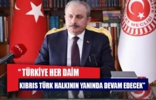 Mustafa Şentop'tan 20 Temmuz mesajı