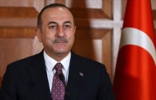 Bakan Çavuşoğlu'ndan AB toplantısı öncesi...