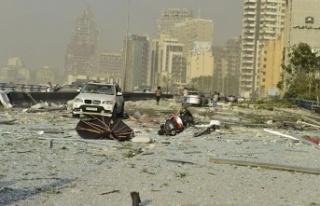 Beyrut Limanı, patlamadan bir hafta sonra kısmi...