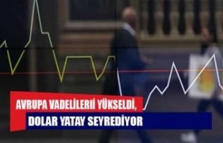 Küresel Piyasalar: Avrupa vadelileri yükseldi, dolar...