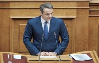 """Miçotakis: """"Türkiye ile sondaj görüşmelerinin..."""