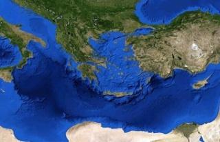 Mısır ile Yunanistan, Doğu Akdeniz'de MEB anlaşması...