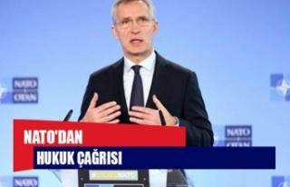 NATO'DAN DOĞU AKDENİZ'DE MÜTTEFİKLİK...