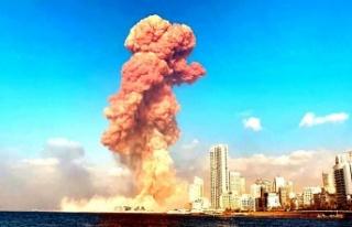 Reuters, izi Kıbrıs'tan geçen Beyrut patlamasının...