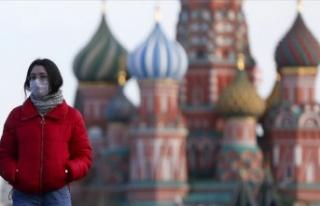 Rusya'da Covid-19 vakası sayısı 1 milyona...