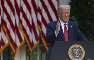 """Trump: """"Rusya'nın Oval Ofis'te görmek..."""