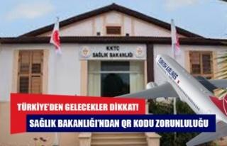 TÜRKİYE'DEN GELECEKLER DİKKAT! SAĞLIK BAKANLIĞI'NDAN...