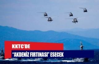 """TÜRKİYE VE KKTC 6-10 EYLÜL'DE """"ŞEHİT YÜZBAŞI..."""