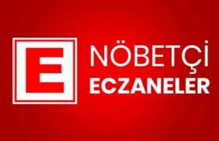 Nöbetçi Eczaneler - 20 Kasım 2020