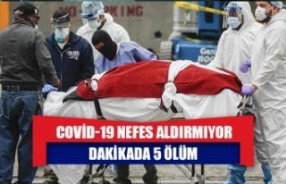 Avrupa'da Covid-19 sebebiyle ölen sayısı 500...